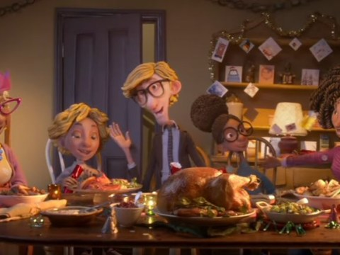 When is the 2017 Sainsbury's Christmas advert on TV and what channel will it be on?