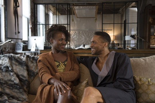 ffabf82f9d224a DeWanda Wise and Cleo Anthony in She s Gotta Have It (Picture  David Lee