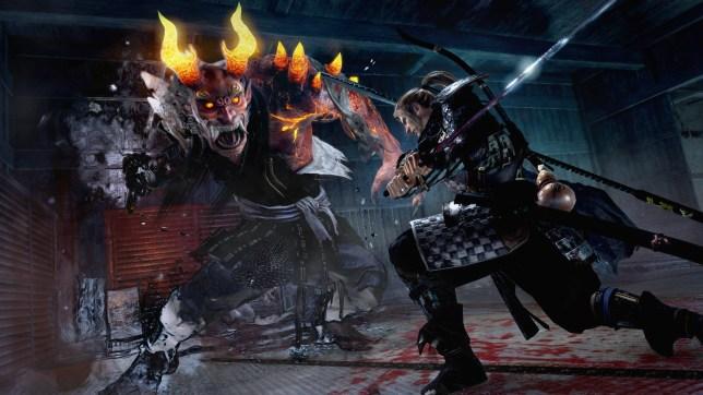 Nioh: Complete Edition (PC) - Dark Souls with samurai