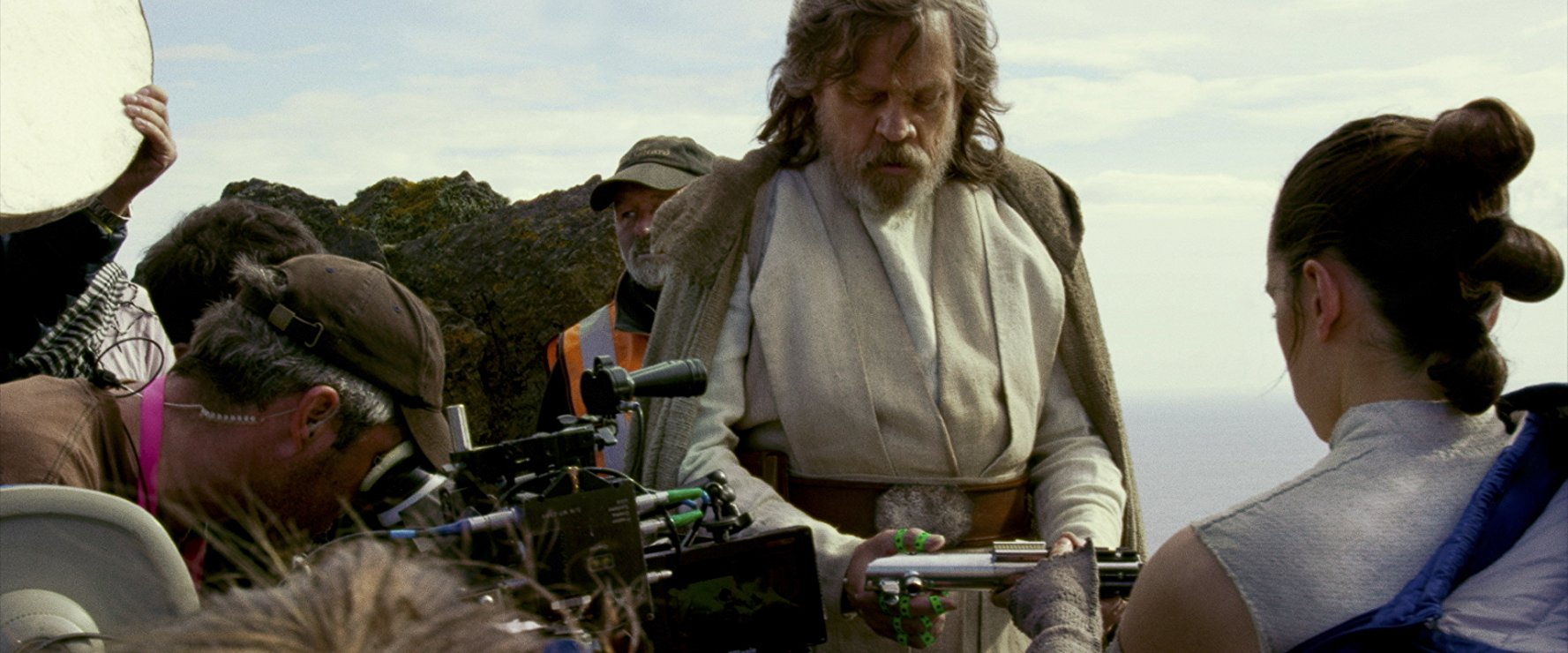 Star Wars: The Last Jedi, coming out next month, is particularly important for Luke Skywalker