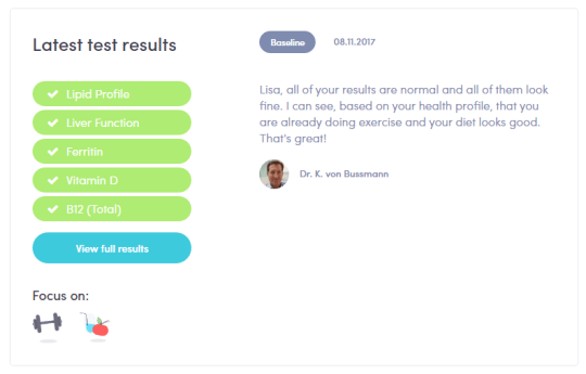 I tried the Thriva DIY blood health test to see if I was