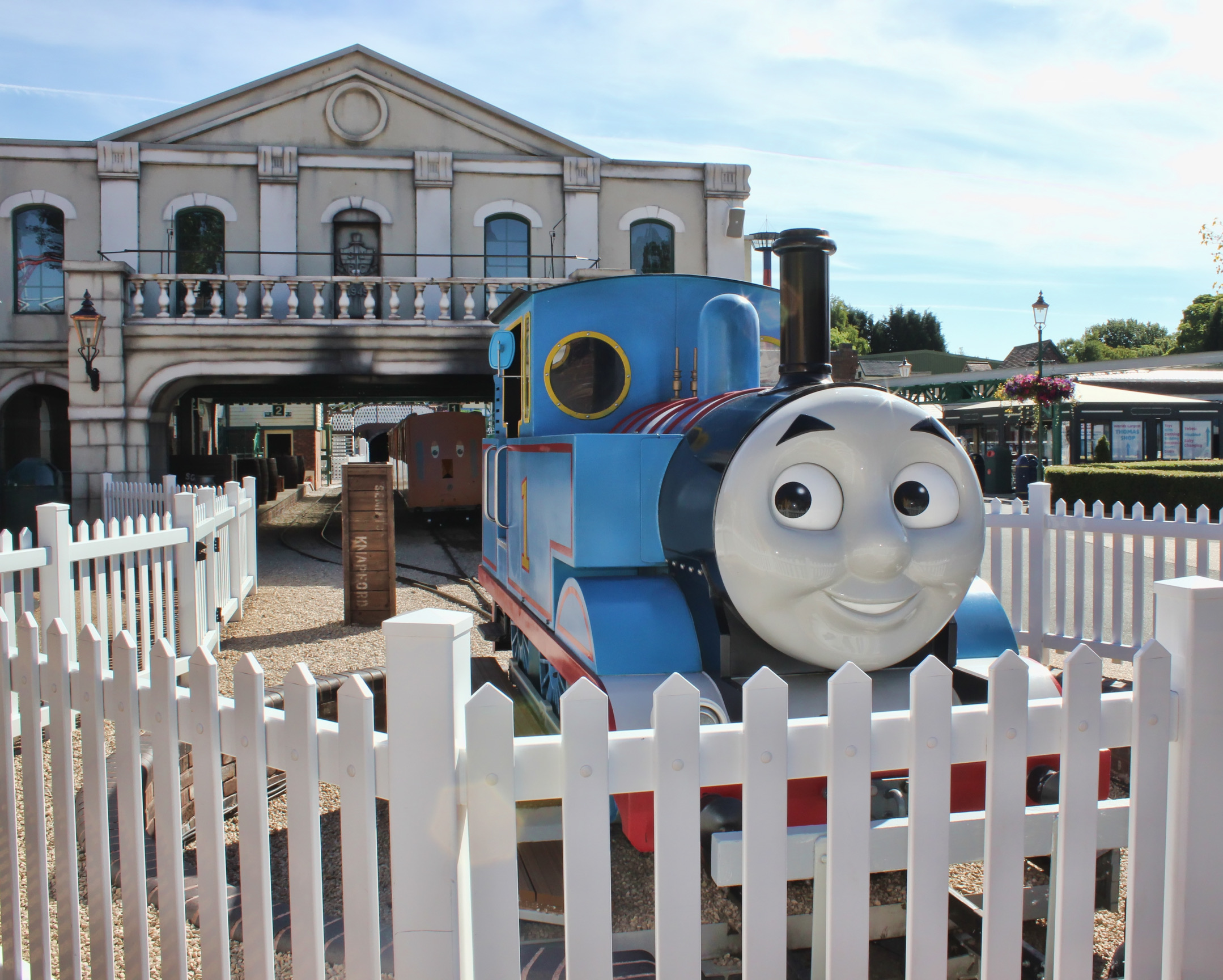 Thomas Land at Drayton Manor Theme Park review – what's on, is it worth the money and how does it compare to CBeebies Land at Alton Towers?
