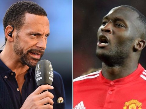 Rio Ferdinand tells Romelu Lukaku to 'fight' Zlatan Ibrahimovic for Manchester United spot