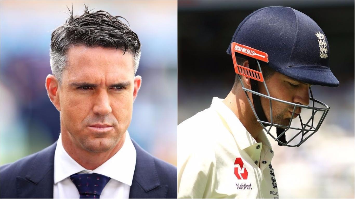 Kevin Pietersen questions England batsman Alastair Cook's motivation after Ashes struggles