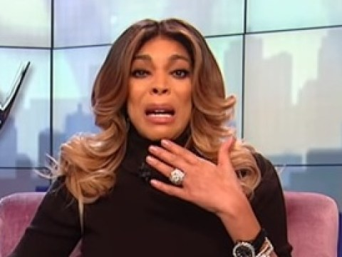 Wendy Williams tears up as she gives health update after live TV collapse