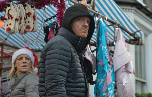 Jake Wood plays Max Branning in EastEnders