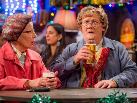 Brendan O'Carroll is writing a 'hilariously funny' Mrs Brown's Boys musical for 2019