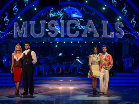 Who left Strictly last night? Davood Ghadami and Alexandra Burke faced the dance-off