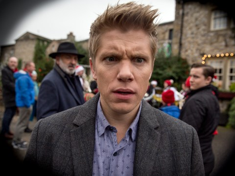 Emmerdale spoilers: Ryan Hawley opens up about Robert Sugden's Christmas episode – 'it's a big risk'