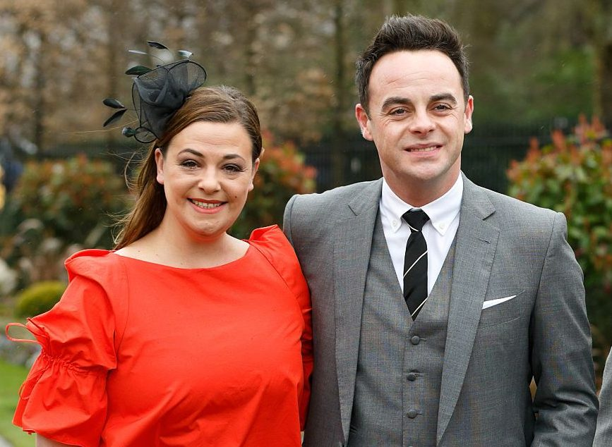 Lisa Armstrong 'not interested' in talking about Ant McPartlin as former husband heads back to rehab