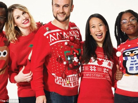 Make someone's life better with a sweater: 9 Christmas jumpers every gamer and secret geek will LOVE