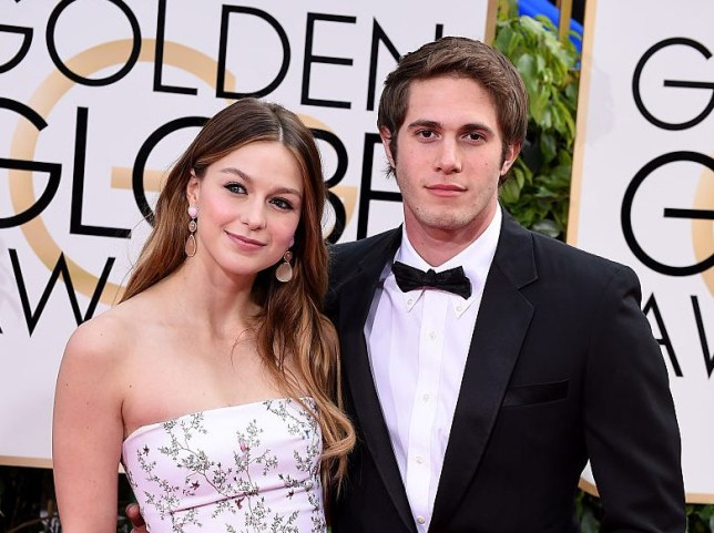 Supergirl S Melissa Benoist And Blake Jenner Finalise Divorce After Two Years Of Marriage Metro News