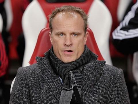 Arsenal fans order club to bring Dennis Bergkamp back after Ajax sacking