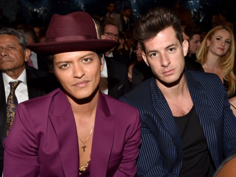 Bruno Mars and Mark Ronson 'being sued' by rap trio over Uptown Funk