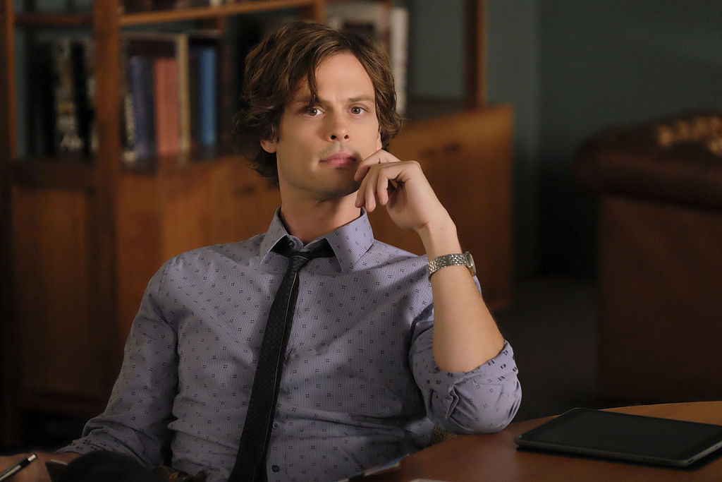 Why is Reid in prison in Criminal Minds?