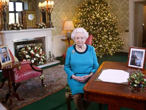 What the Queen eats and does on Christmas Day