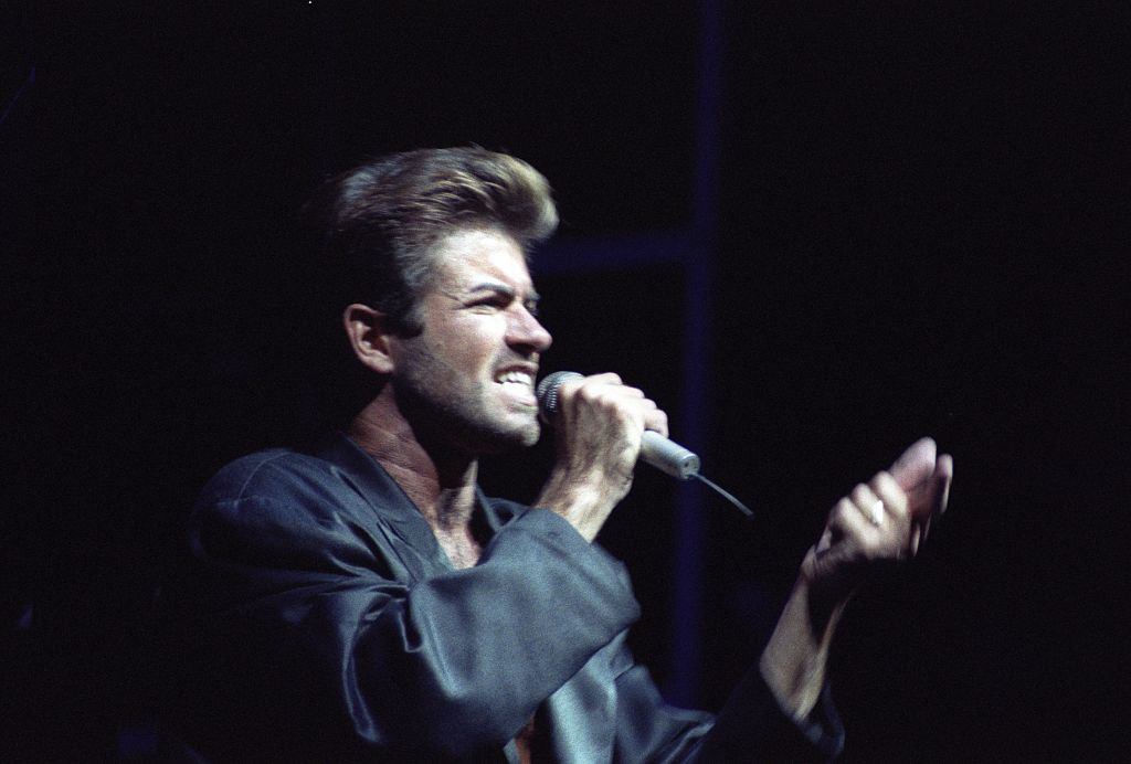 I'm just gonna say it. George Michael dying a year ago upset me more than Bowie, Prince and Leonard Cohen put together