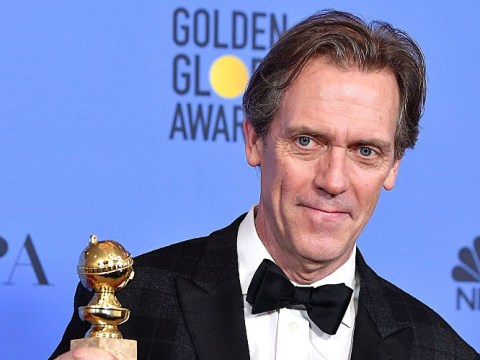 House actor Hugh Laurie upgraded from OBE to CBE in Queen's New Year's Honours list