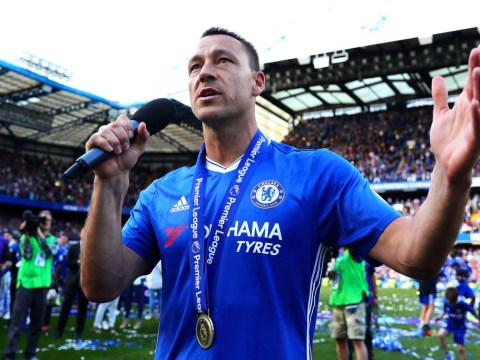 John Terry reveals how close he came to signing for Swansea after Chelsea exit