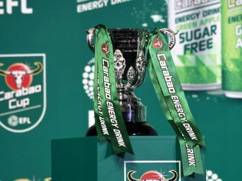 Carabao Cup semi-final draw: Chelsea v Arsenal, Manchester City v Bristol City