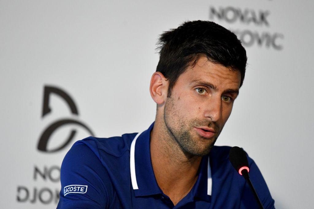 Milos Raonic tips Novak Djokovic for Roger Federer-esque return at the Australian Open