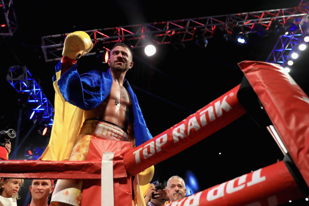 Vasyl Lomachenko vs Guillermo Rigondeaux UK TV channel, time, date, undercard and odds