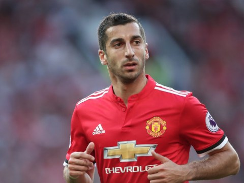Henrikh Mkhitaryan blames Jose Mourinho's tactics for his poor Manchester United form