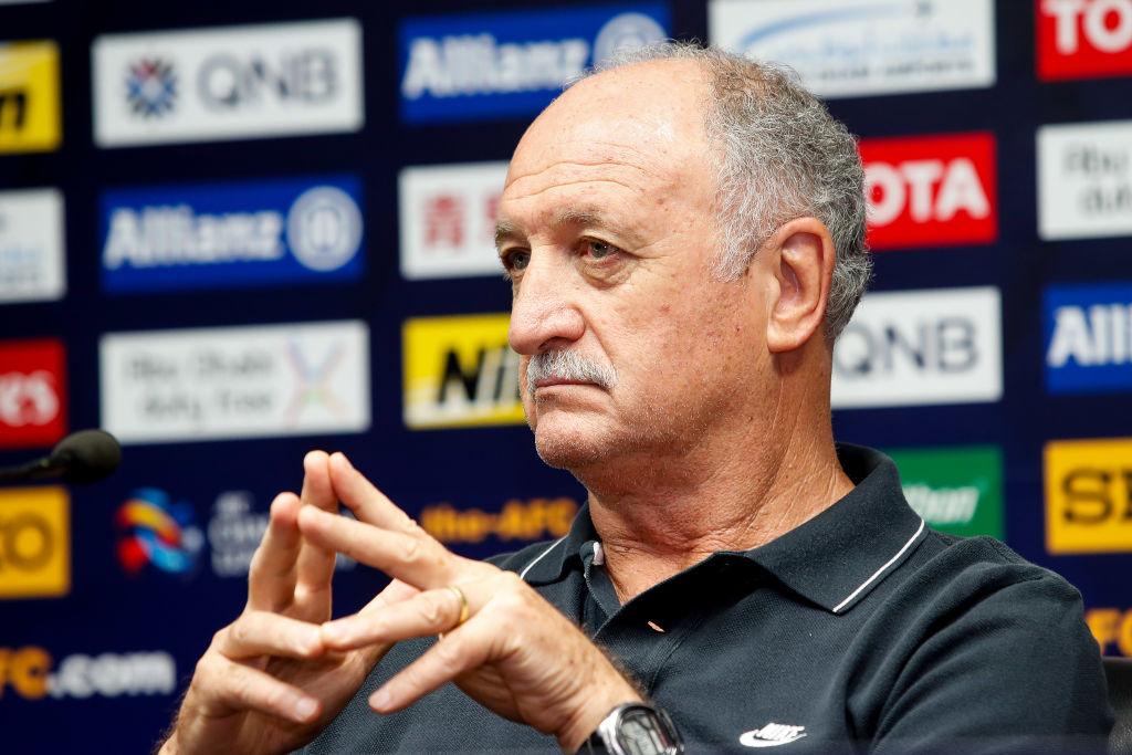 Luiz Felipe Scolari names the player who got him the sack at Chelsea