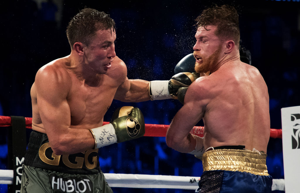 Frank Warren backs Gennady Golovkin to beat Canelo Alvarez and urges Amir Khan to retire