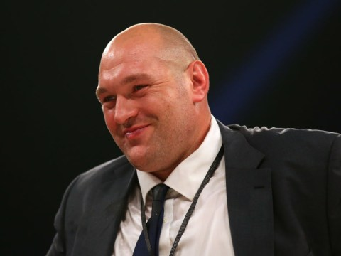 Tyson Fury teases boxing fans he wants to fight on Billy Joe Saunders undercard