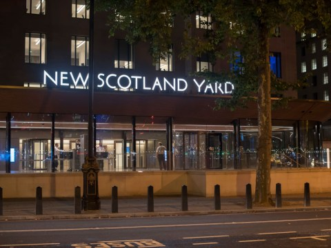 Why is Scotland Yard called Scotland Yard and what is the history of the London headquarters?
