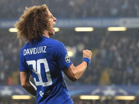 David Luiz uses Barcelona medical trip to discuss shock January transfer