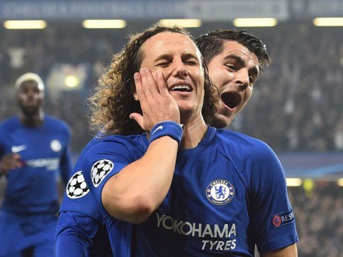 Barcelona submit first offer to Chelsea for David Luiz