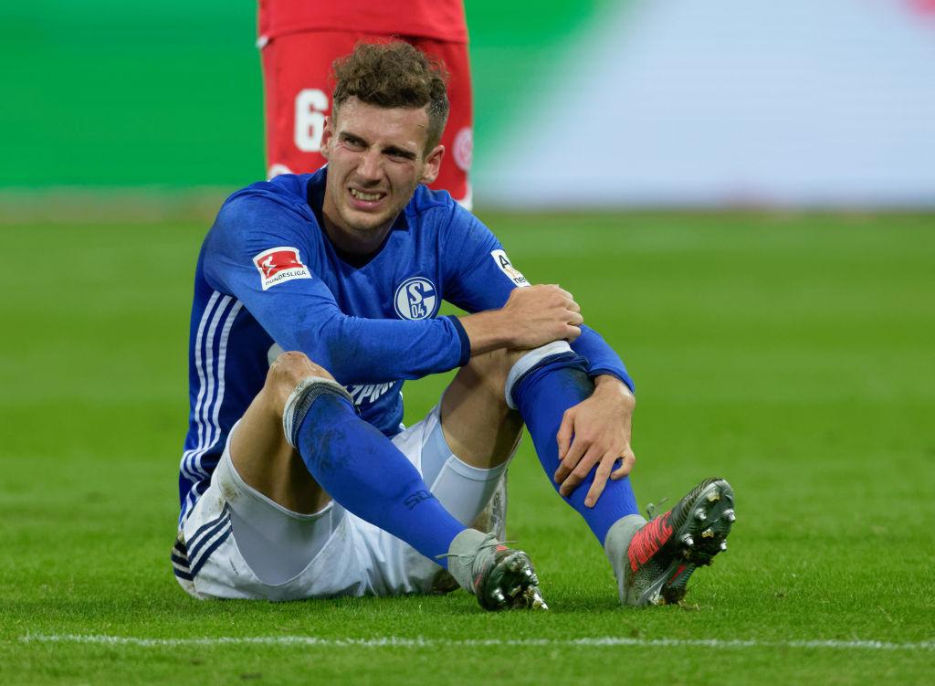 Manchester United transfer target Leon Goretzka set for spell on sidelines, Schalke confirm
