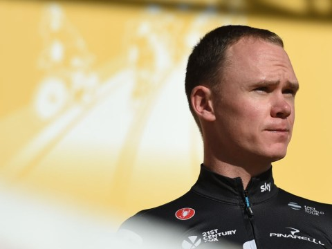 Tour de France champion Chris Froome failed urine test at Vuelta