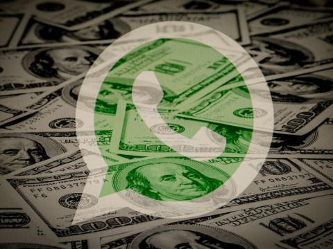 How does WhatsApp make money when it's a free app?