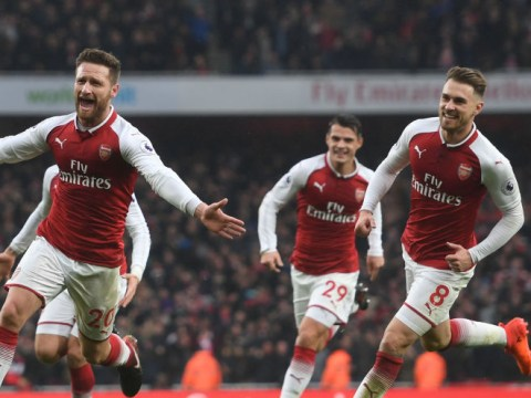 Arsene Wenger provides Aaron Ramsey and Shkodran Mustafi injury updates