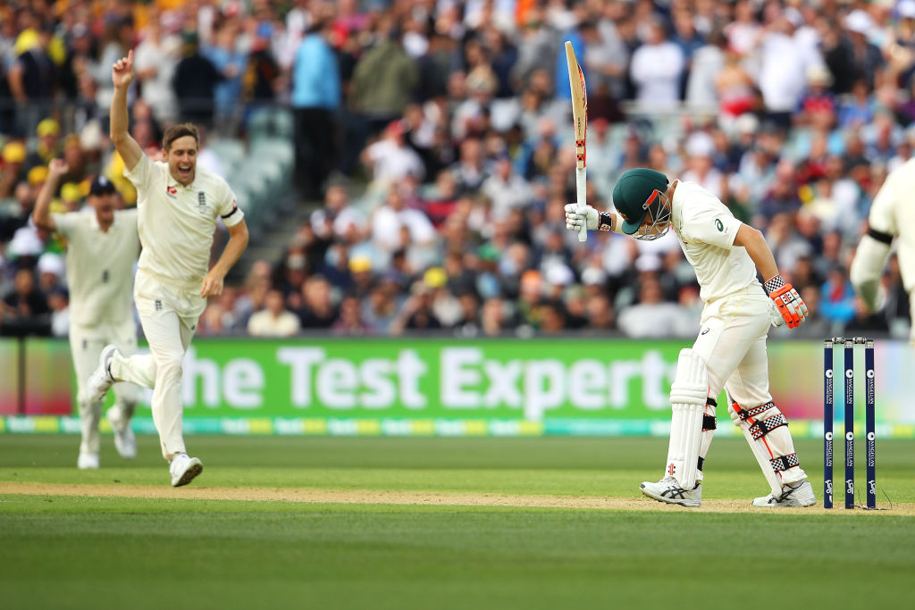 England dismiss chief Australia spokesman David Warner as Ashes tensions build