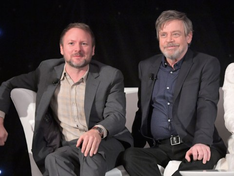 Star Wars: The Last Jedi director Rian Johnson reveals he was intimidated by Mark Hamill