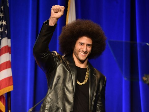What is Colin Kaepernick's net worth and who is his girlfriend Nessa?