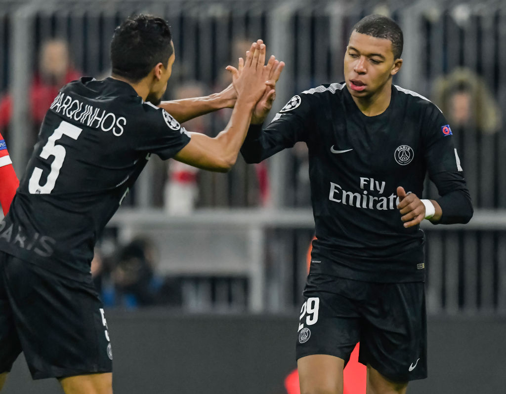 Kylian Mbappe sets new Champions League record ahead of Lionel Messi and Karim Benzema
