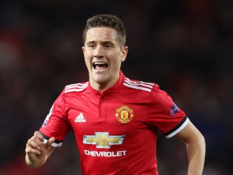 Ander Herrera responds to claims he refused to play in defence against Leicester