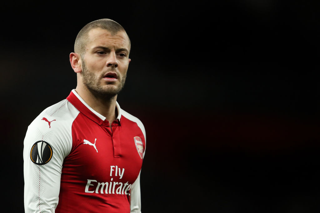 Jack Wilshere casts doubt on Arsenal future amid contract stand-off