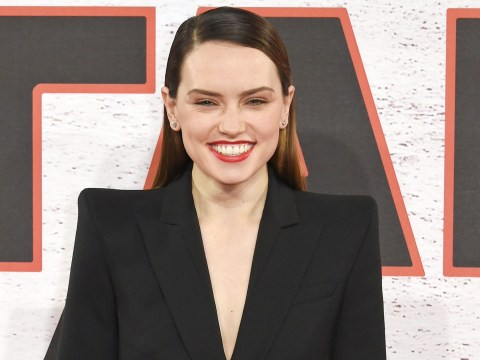 Daisy Ridley age and net worth – and is the Rey actress dating Tom Bateman?