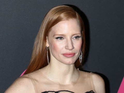 Jessica Chastain calls her 'all white' magazine cover 'a sad look' as she calls for inclusivity in Hollywood