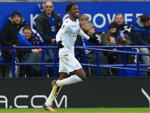 Chelsea and Manchester City transfer target Wilfried Zaha could leave for right price, says Roy Hodgson