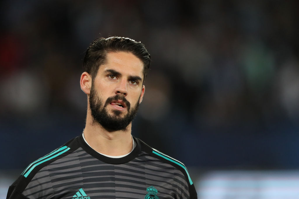 Isco hits out at suggestion he refused to come on vs Barcelona in El Classico loss