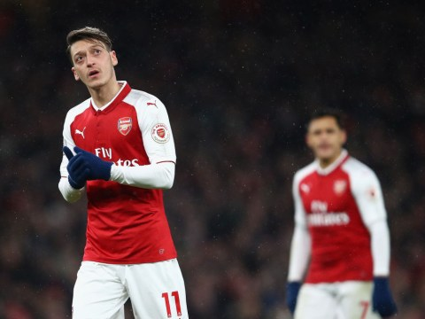 Ian Wright rips into Arsenal board for 'disgusting' failure over Alexis Sanchez and Mesut Ozil