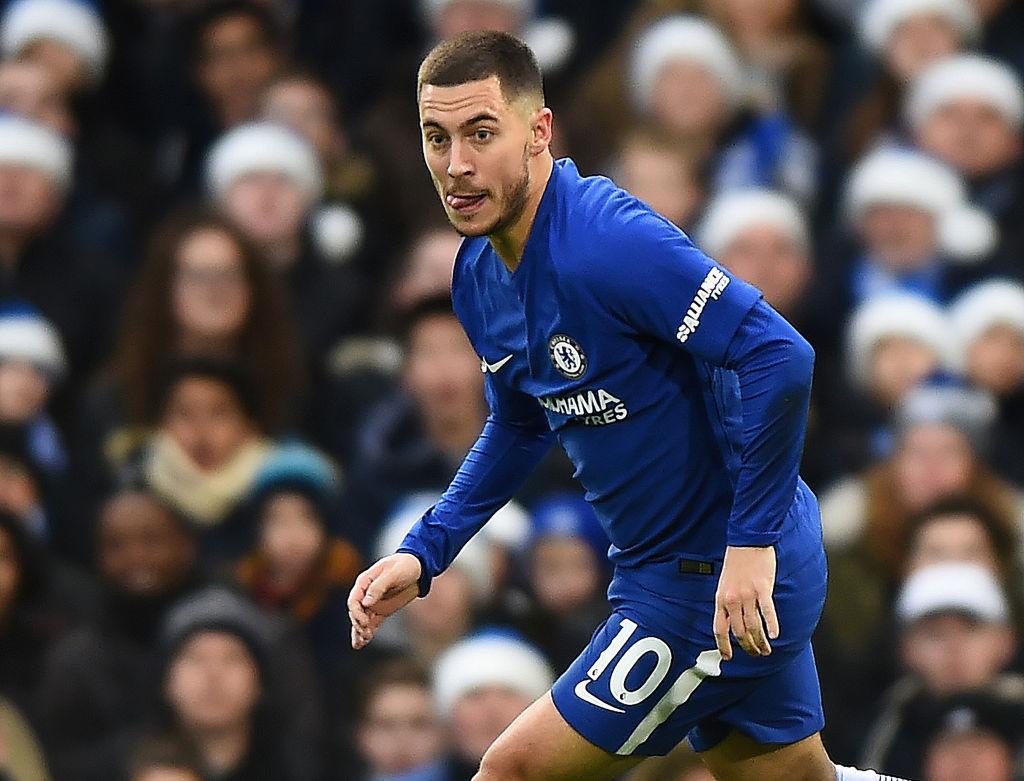 Eden Hazard tips Kylian Mbappe to win the Ballon d'Or and talks up Chelsea star Andreas Christensen