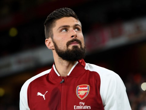 Arsenal striker Olivier Giroud rejected Everton transfer because of his wife, claims Sam Allardyce
